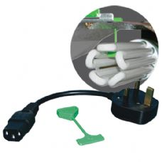 LUMii HID to CFL Converter Cable and Hook